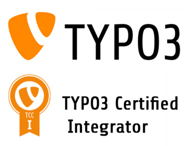 "Qualitätssiegel ""Certified TYPO3 Integrator"""